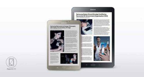 Manuale Galaxy Tab S2 2016 80 LTE Istruzioni italiano Pdf