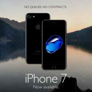 iPhone 7 comprato in USA America funziona in Italia