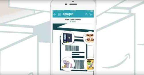 Amazon Scoprire contenuto pacco senza aprirlo