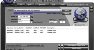 Aprire porte su Modem e Firewall in Automatico