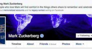 Morto Zuckerberg creatore di Facebook