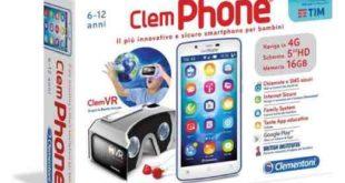 Regalo Natale Bambino Clementoni ClemPHONE 6.0