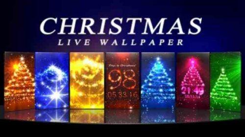 Sfondi animati Natale 2016 per telefono Android Download