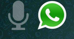 WhatsApp Truffa terremoto attenzione al messaggio vocale