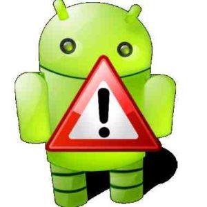 Codice errore 11 Google Play Store
