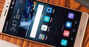 Huawei Mate 9 Auto accensione e spegnimento