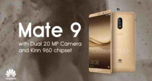 Huawei Mate 9 Selfie perfetto