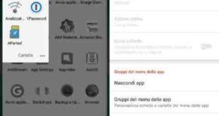 Huawei Mate 9 creare una cartella Android