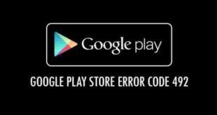 Huawei errore 492 installazione app