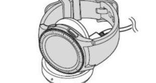 Gear S3 come si carica la batteria