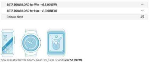Creare quadrante su smartwatch Gear S3 gratis Gear Watch Designer