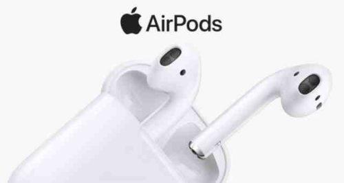 AirPods quanto dura la batteria