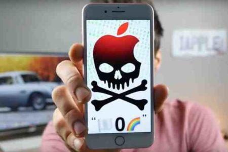 Emoji per bloccare un iPhone iOS 10
