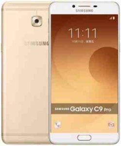 Hard Reset Samsung Galaxy C9 Pro come formattare il telefono