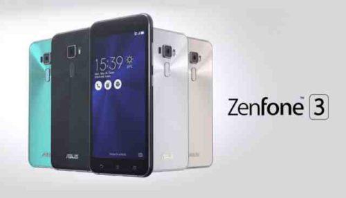 Screenshot Asus Zenfone 3 come salvare la schermata