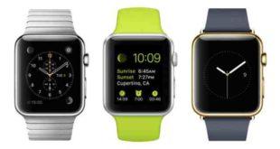 Apple Watch come modificare quadrante sfondo Watch Face