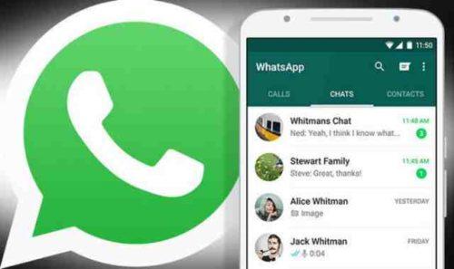 Galaxy S7 WhatsApp dove sono memorizzati foto e messaggi