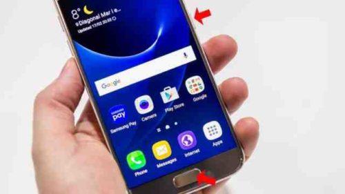 Galaxy S7 dove trovare screenshot sul telefono Samsung