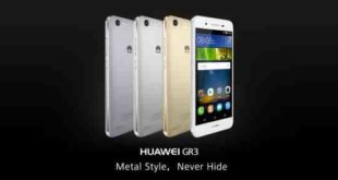 Huawei GR3 smartphone Android manuale d'uso Pdf istruzioni download