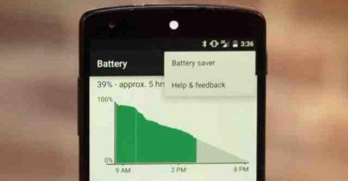 Galaxy S7 Edge risparmiare batteria