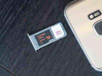 Galaxy S7 micro SD come si cancella la memoria telefono