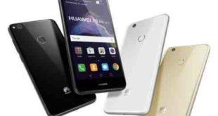 Huawei P8 Lite 2017 Modificare sfondo