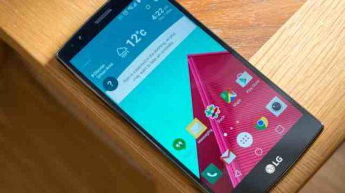 Screenshot LG G6 come catturare la schermata