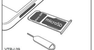 huawei p10 memoria micro sd