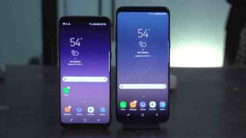 Galaxy S8 come salvare i dati sul telefono