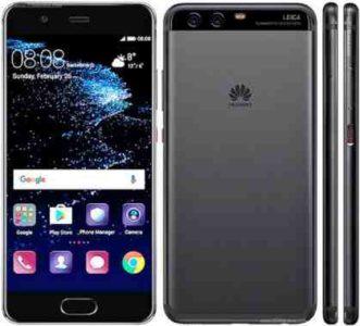 Huawei P10 Ingrandire dimensioni carattere