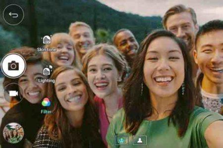 LG G6 fare selfie perfetti scopri come