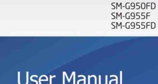 Galaxy S8 manuale Pdf download istruzioni Samsung
