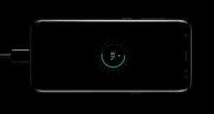 Galaxy S8 ricarica rapida non funziona quando display attivo