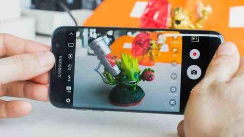 Galaxy S8 togliere suono fotocamera