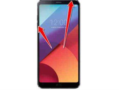 Hard Reset LG G6 H870 cancellare formattare telefono