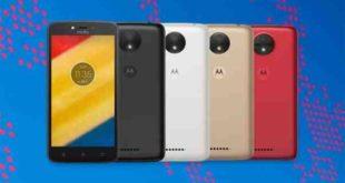 Hard reset Moto C Moto C Plus formattare telefono