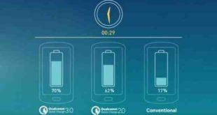 Galaxy S8 ricarica rapida non funziona