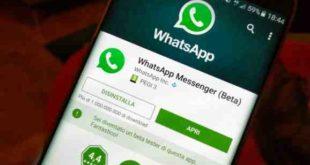 Aggiornamento WhatsApp 8 minuti per cancellare messaggio