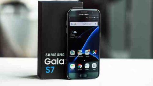 Galaxy S7 bloccato dopo aggiornamento Android 7