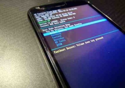Huawei P10 accedere Recovery Mode