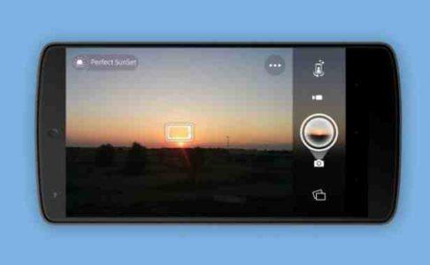 Galaxy S8 fotocamera spostare tasto scatto foto