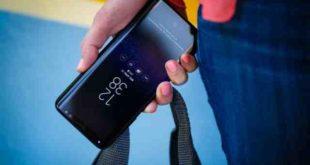 Galaxy S8 schermo nero su telefono Android Samsung