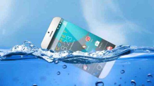 Huawei P10 caduto in acqua mare come salvarlo