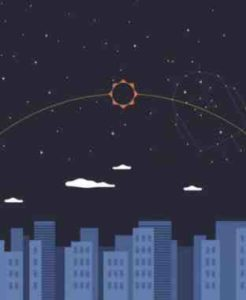 Dove vedere Eclissi solare 2017 in diretta sul telefono