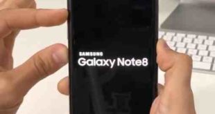 Galaxy Note 8 Hard Reset