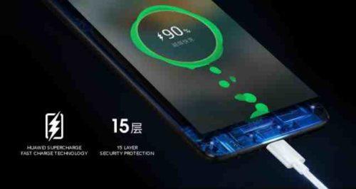 Huawei P10 Plus quanto ci vuole a caricare la batteria