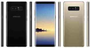 Manuale Galaxy Note 8 2017 istruzuioni Pdf