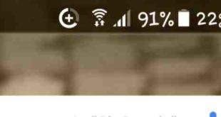 Samsung S8 icona cerchio con segno + interno