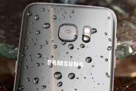 Samsung S8 umidità rilevata nella porta di carica