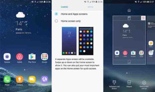 Download TouchWiz 2017 Samsung Note 8 su altri telefoni